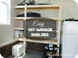 garage organization shelves