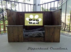 Dog Bed, large dog bed,, DIY dog bed