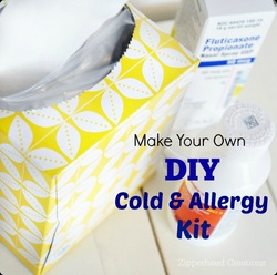 DIY Cold and Flu Kit